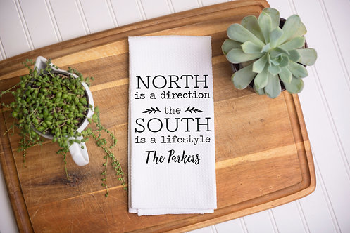 southern living kitchen towel