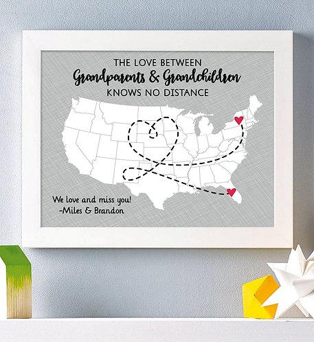 long distance grandparents gift ideas