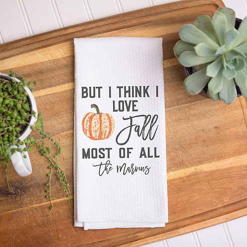 Fall Season Decor For Home, Kitchen, and Bathroom