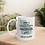 Thumbnail: Small Town Girl Personalized State Mug