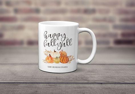 Southern fall mug