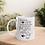 Thumbnail: Sister By Heart Purple Personalized Mug