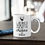 Thumbnail: I Just Want to Drink Coffee and Pet My Chickens Personalized Mug