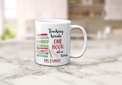 librarian mug present
