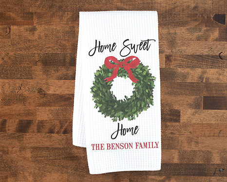 Personalized Home Decor For Christmas