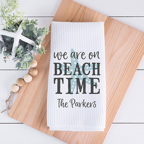 On Beach Time! Customize your Beach House Kitchen