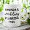 Thumbnail: Wedding Planning Fuel Personalized Mug