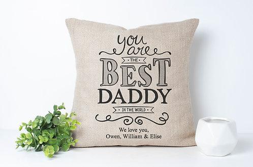 Best Daddy Pillow
