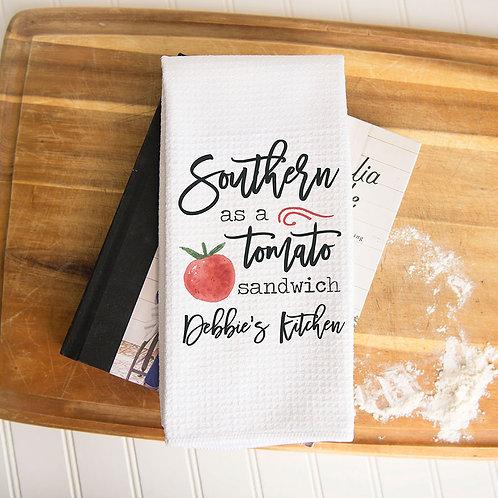 southern as a tomato kitchen tomato