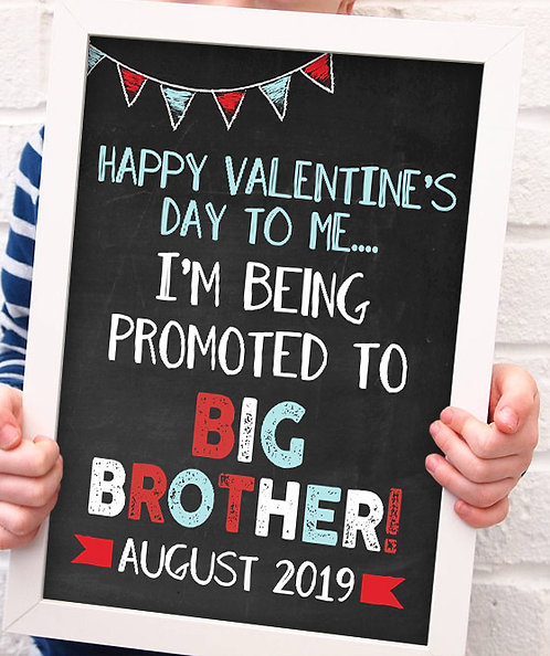 Valentine's Day Big Brother Pregnancy Announcement