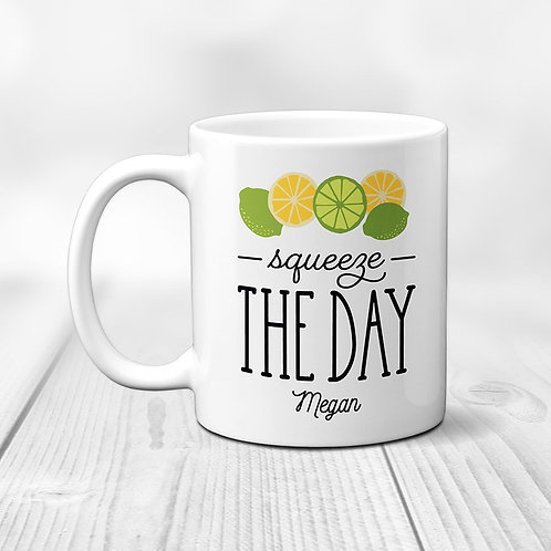 lemon and lime mug