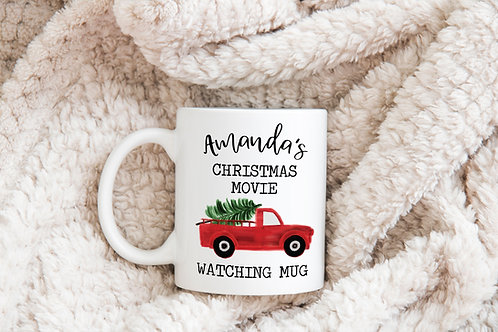 Christmas Holiday Tradition Cup
