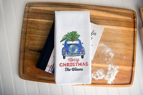 Christmas Holiday Towel