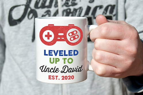New Uncle Mug