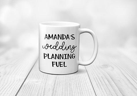Wedding Planning Fuel Mug