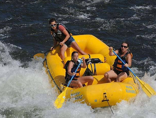 5 Tips for Whitewater Rafting