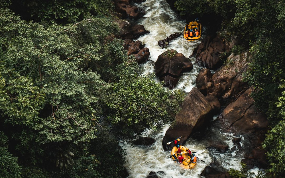 Whitewater Rafting Myths