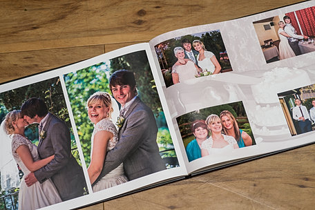 kevin howard wedding photography Coffee Table Photo books