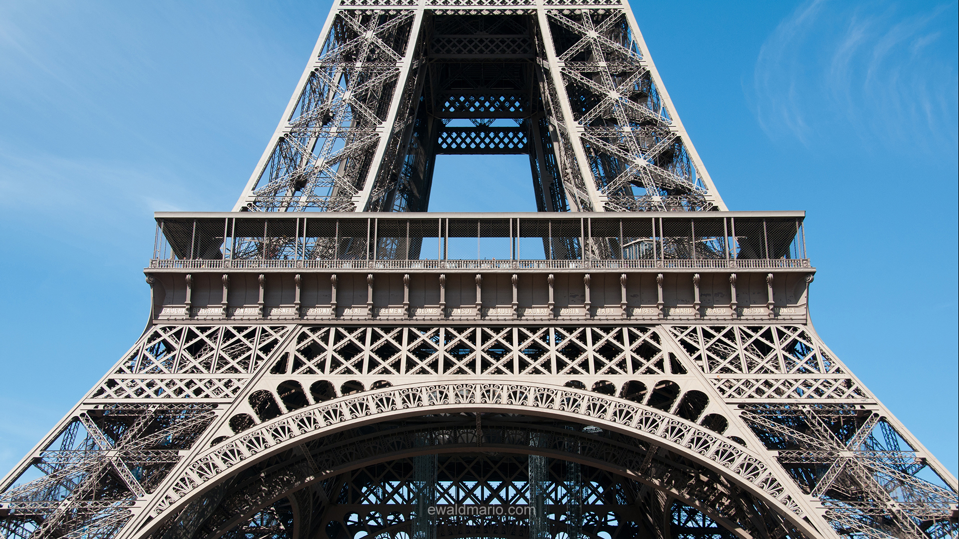 paris tour eifel