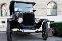 1923 Ford t touring