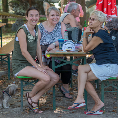 three ladies and a little princess... (180728-56)