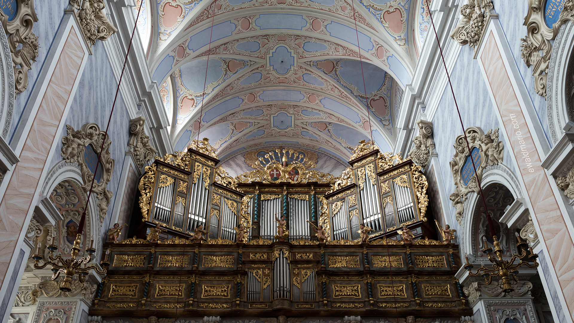 stift goettweig orgel