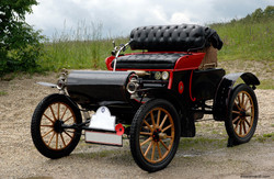 1903 oldsmobile curved dash runabout