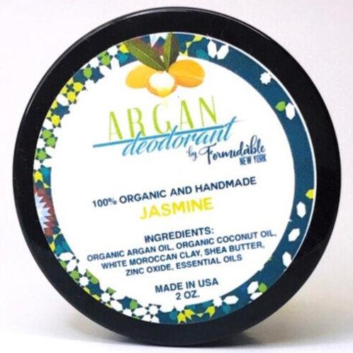 Jasmine Argan Deodorant