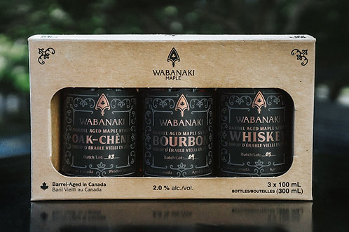 Wabanaki Mini Bundle Set - (3) 100ml