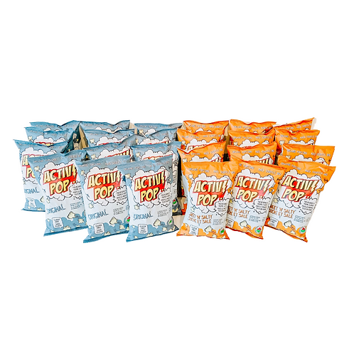 Family pack - (24 bags, 12 of each)