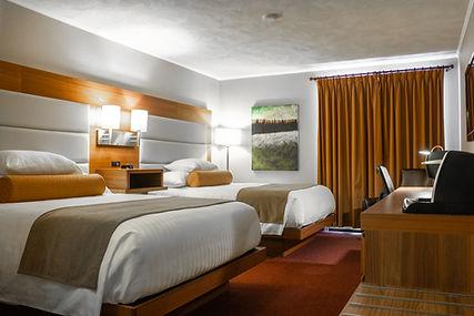 Chambres Traditionnelles au Atlantic Host Hotel