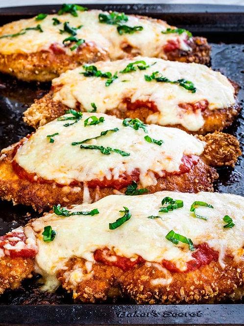 Hot meal # 6 Chicken Parmesan