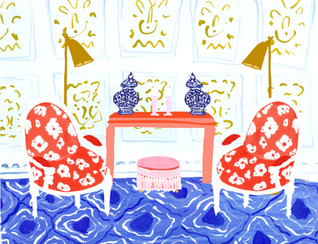 © Cara Deming Butler. Illustration: Chinoiserie Chic.