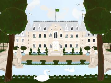 © Cara Deming Butler. Illustration: Swann Palace.