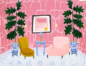 © Cara Deming Butler. Illustration: Pink Deco.