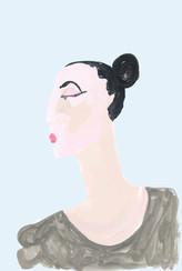 © Cara Deming Butler. Illustration: Character Portrait.