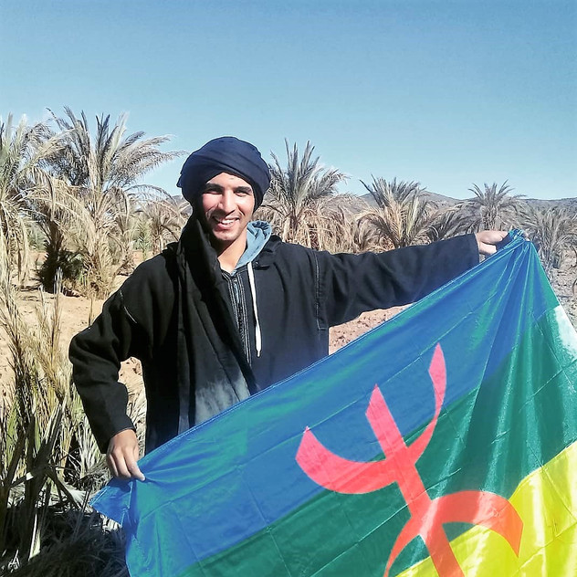 Our Excellent Tour Guides, Morocco