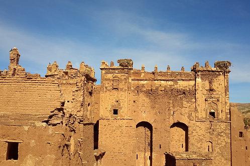 Kasbah Telouet and Ait Ben Haddou, Ouarzazate