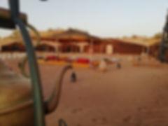 M'Hamid Desert  Camp Morocco