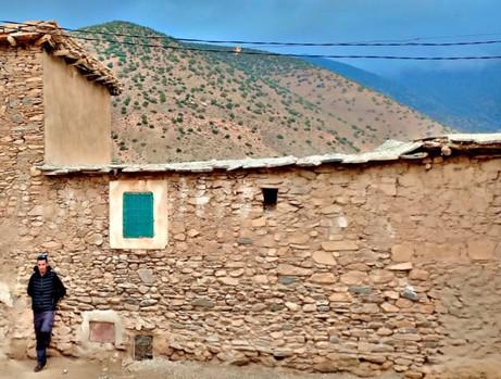 Berber villages, High Atlas Mountains_ed