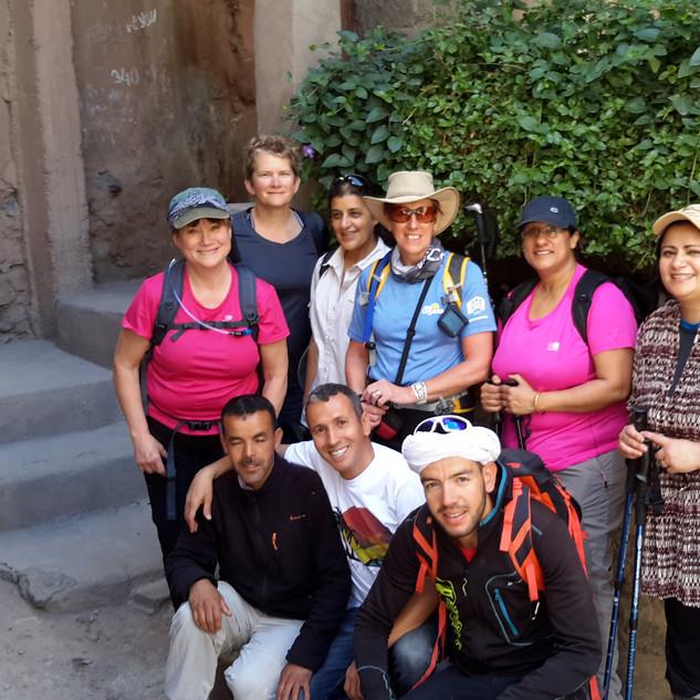 Group Tours, Morocco