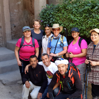Group Tours, Morocco