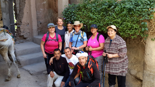 Jebel Toubkal Trek , Morocco