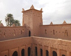 Kasbah Amridil, Skoura, Morocco