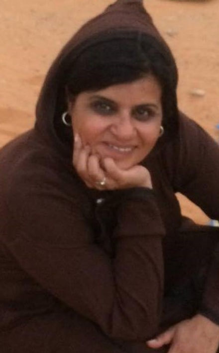 Safina Khan (Founder & Managing Director