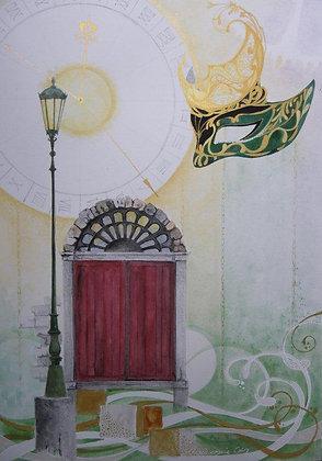 仮面の告白ー緑の時代