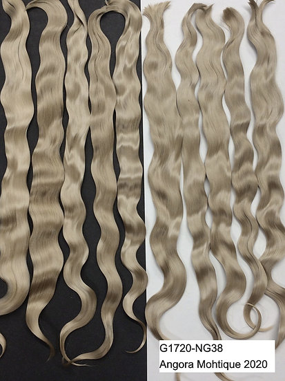 Custom Order 10621 ~ Dark Blonde ~ 1/4 oz. ~ 9-10""
