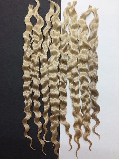 Exquisite Premium ~ Golden Ash Blonde ~ 1/4 oz. ~ 10-11""