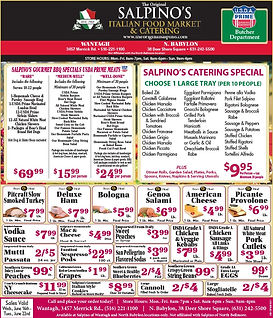 Salpino of Babylon Sales