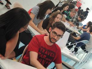 Palestra 'Escolha da Profissão' na ONG Professor Chico Poço - Jundiaí/SP